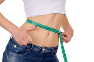 Leinöl wird verwendet, um Gewicht zu verlieren