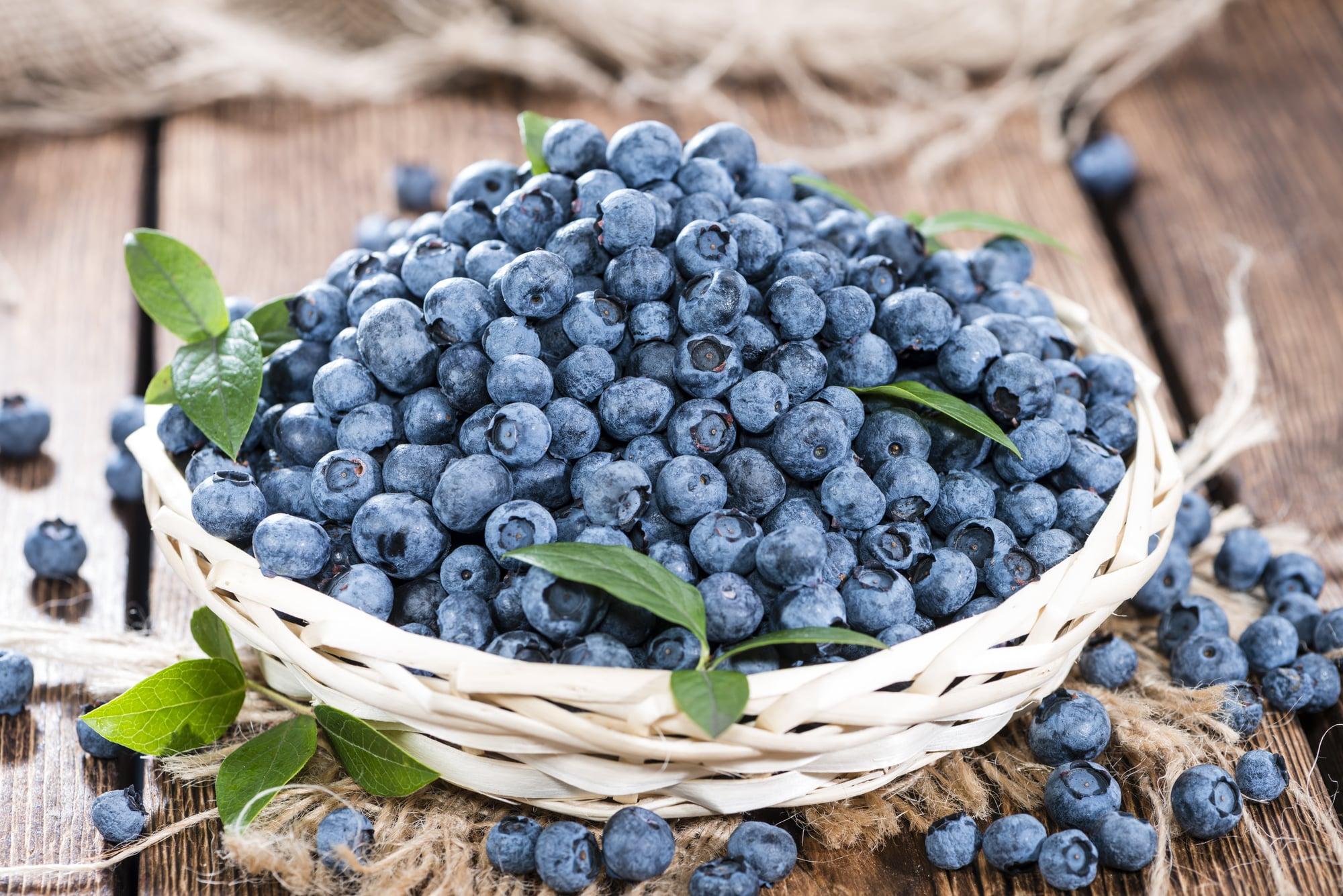 Atemberaubend Heidelbeeren: 6 vorteilhafte Wirkungen von Blaubeeren » gesundfit.de &EO_94