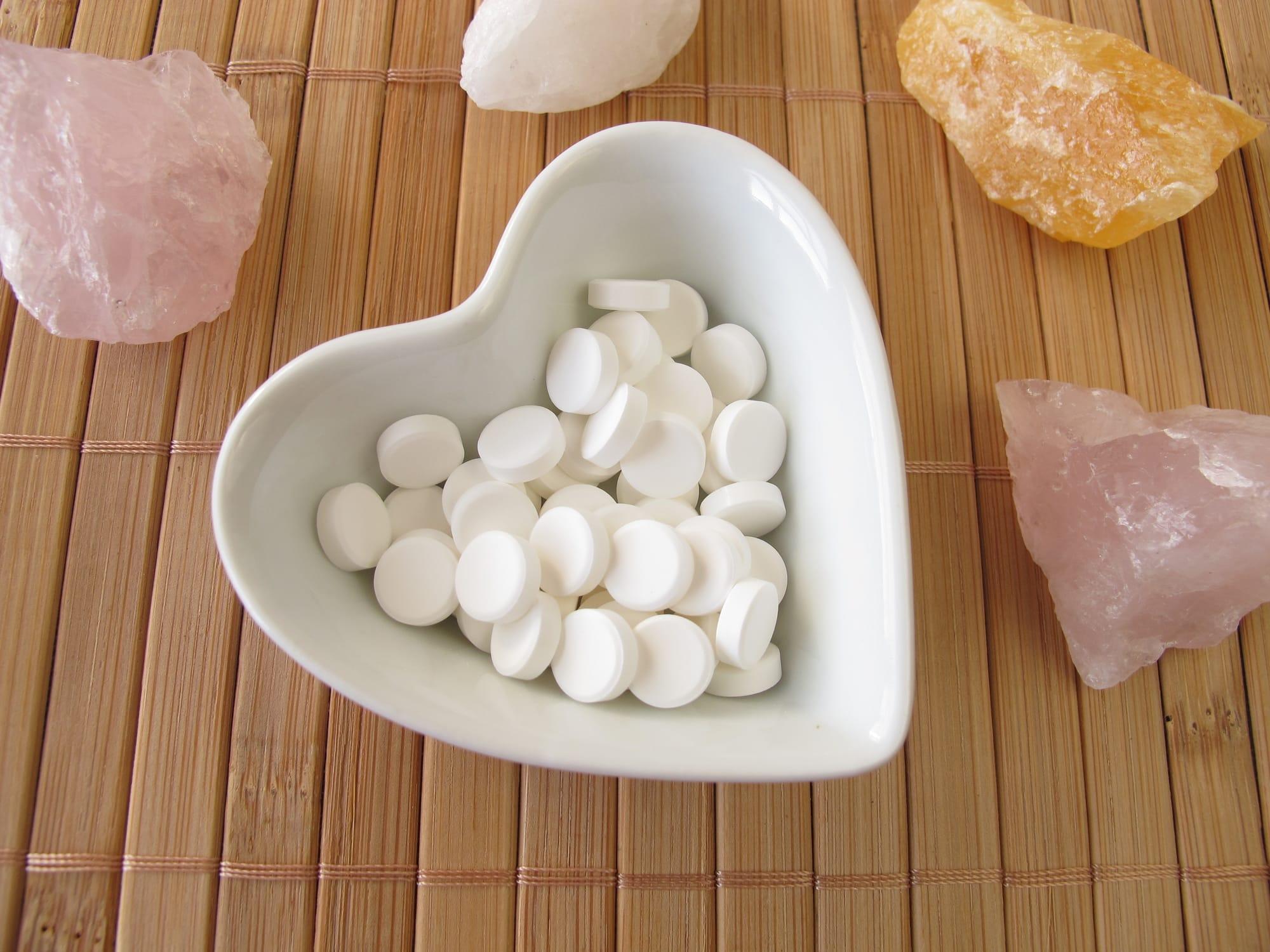 Schüßler-Salz Nr. 6: 17 Wirkungen und 10 Zeichen für einen Mangel