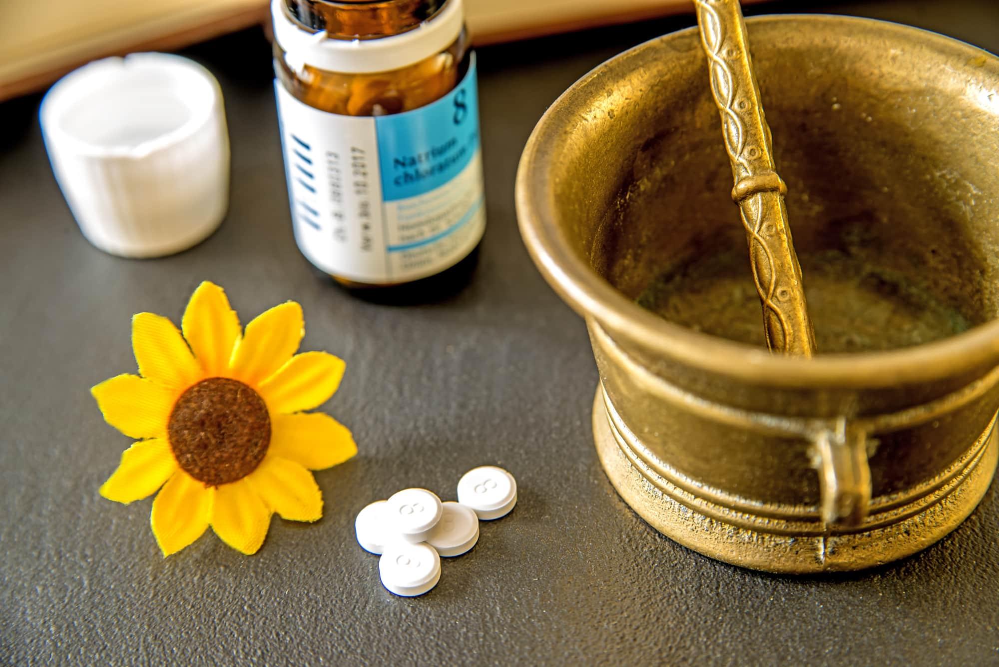 Schüßler-Salz Nr. 8: 22 Wirkungen und 12 Zeichen für einen Mangel