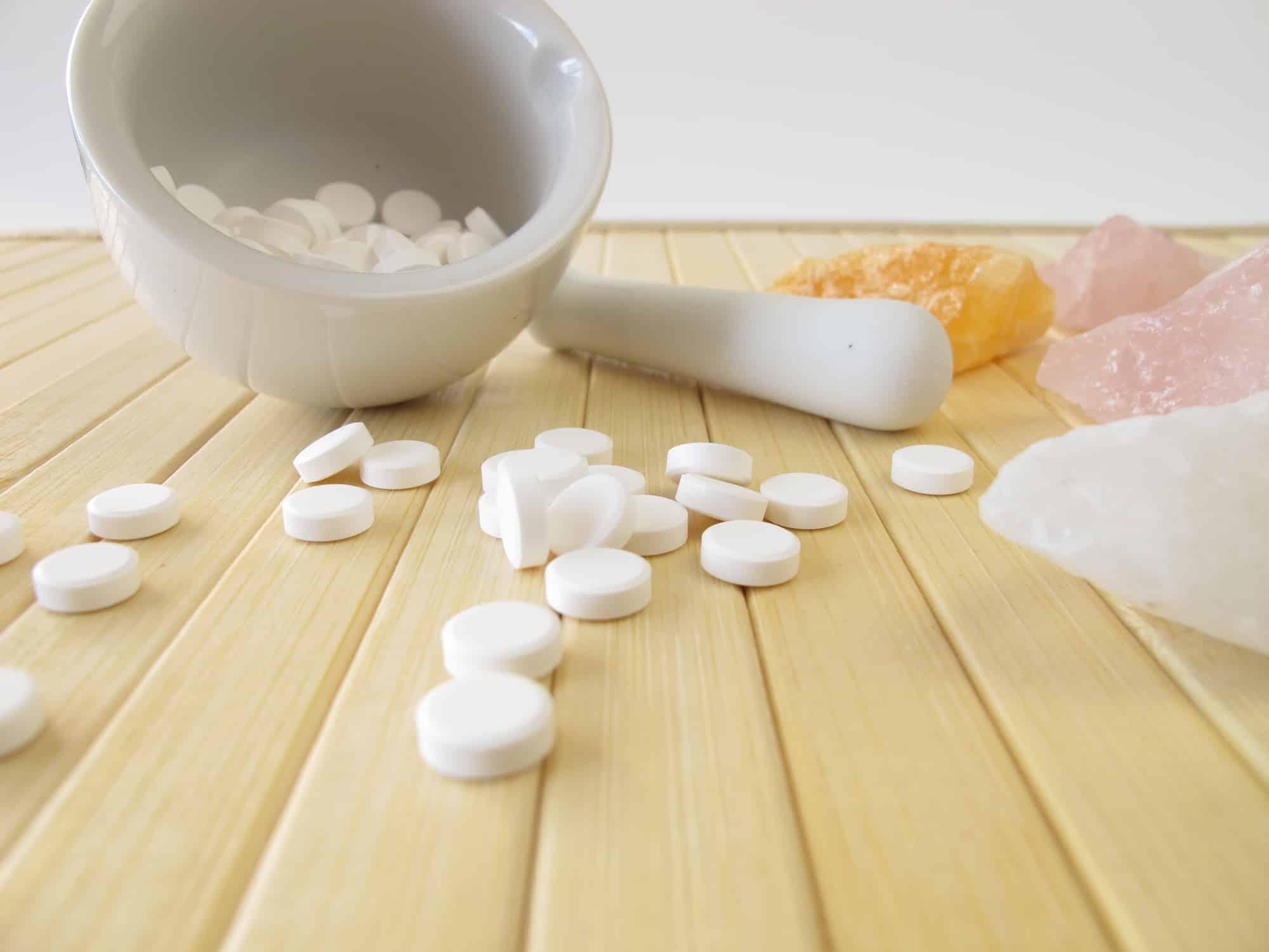 Schüßler-Salz Nr. 2: 20 Wirkungen und 12 Zeichen für einen Mangel