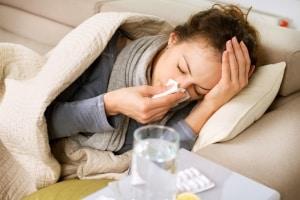 Holunderblüten-Wirkung-Erkältung