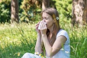 Kreuzallergie-Pollen