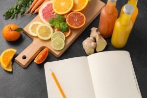 Lebensmittelallergie-Ernaehrungstagebuch