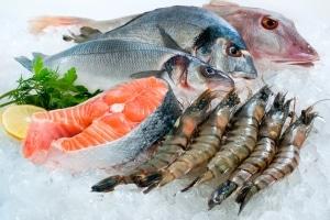 Lebensmittelallergie-Fisch