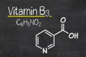 Niacin-B3-chemische-Struktur-depo